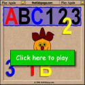Letters games 0-24