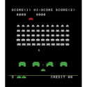 Space invaders games 0-24