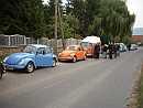 VW Bogár és Transporter találkozó Esztergom-Párkány, 2003. VW Beetle and Transporter meeting