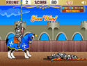 Medieval jousting - accuracy game