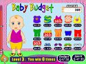 Baby budget - baby game