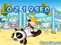 Panda rodeo - egyensúlyozós játék