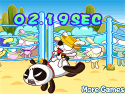Panda rodeo - balance game