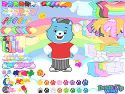 Carebears dressup - bear game