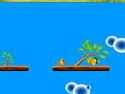 Jump and take - birds game