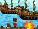 Pirate mayhem - boat game