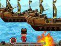 Pirate mayhem - hajós játék