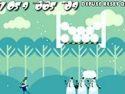 Snowman destroyer - bomb game