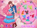 Lovely blossom couple - fiús játék