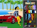 Miami boy dress up - fiús játék