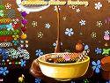Chocolate maker factory - tortás játék