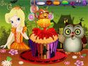 Halloween cupcake chef - cake game