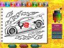 Cars: Drawing artist - autós játék