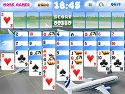 Air trip solitaire - card game
