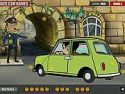 Mr. Bean hidden car tires - rajzfilm játék