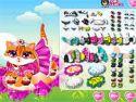 Royal cat of princess - cat game