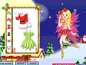 Clever Christmas fairy dress up - Christmas game