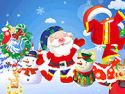 Fun with Santa Claus - Christmas game