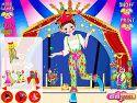 Clowns costumes - bohócos játék