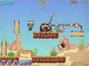 Gang blast - cowboy game