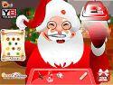 Santa at the doctor - orvosos játék