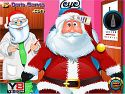 Santa eye care doctor - doctor game