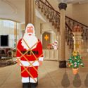 Christmas house Santa rescue - escape game