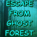 Escape from ghost forest - escape game