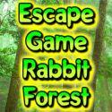 Escape game rabbit forest - szabaduló játékok