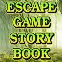 Escape game story book - szabaduló játék