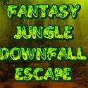 Fantasy jungle downfall escape - szabaduló játék