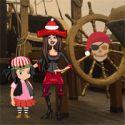 Pirates New Year escape - escape game