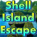 Shell island escape - szabaduló játék