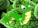 Wonder worm leaf forest escape - escape game