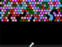 Flowers bubble shooter - flower game