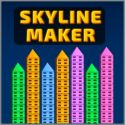 Skyline maker - math game